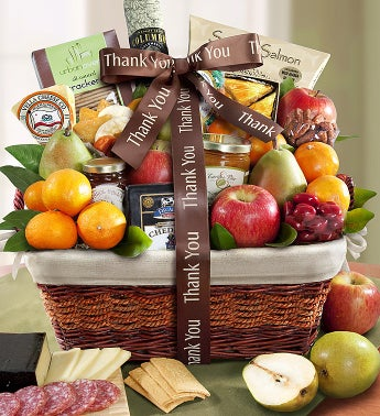 You Shouldnt Have Thank You Gift Basket