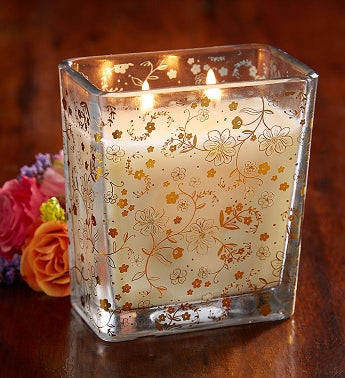 Fields of Flowers Europe Candle
