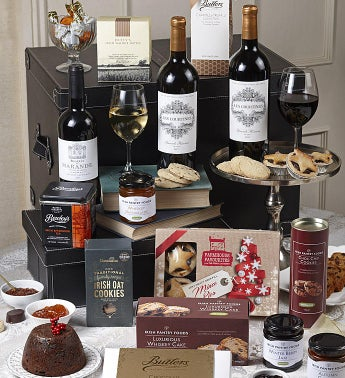 St Stephens Day Gift Basket