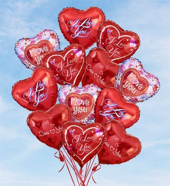 Air-Rangement - Love  Romance Mylar Balloons