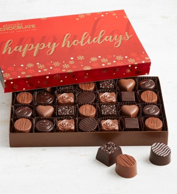 Simply Chocolate Holiday Premier Collection