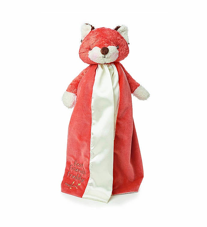 Freddy Fox Buddy Blanket