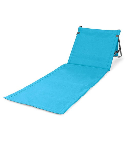 Beachcomber Outdoor Beach Mat & Tote