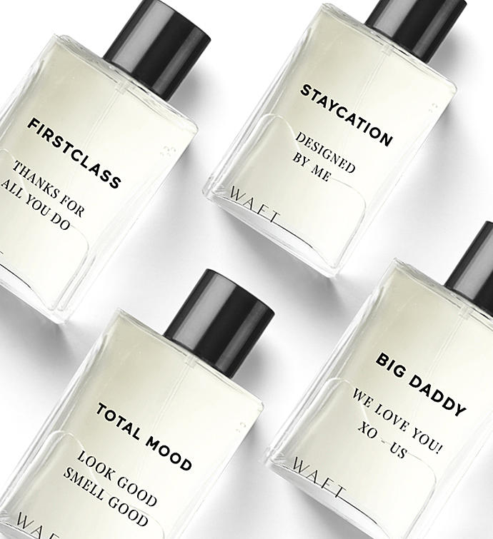 Waft  Personalized Fragrance