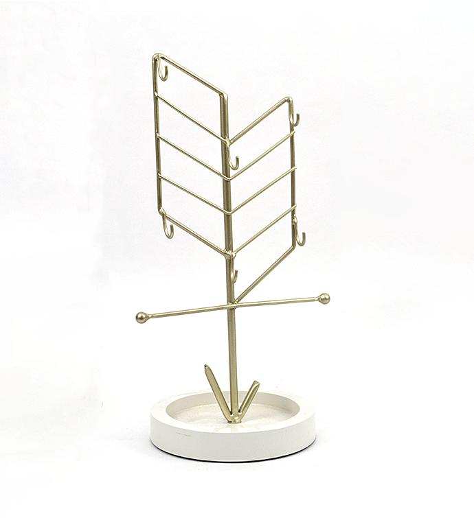 Down Arrow Jewelry Holder