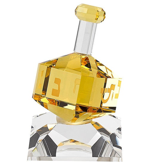 Glass Dreidel