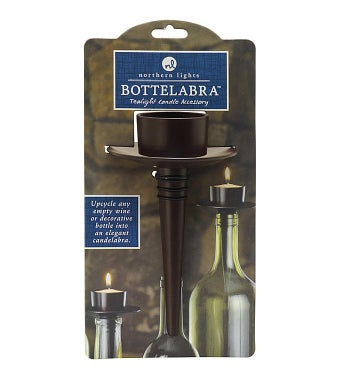Bottelabra- Tealight Holder