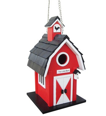Barn Birdhouse