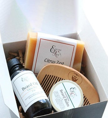 Elegant Rose Boutique Beard Kit