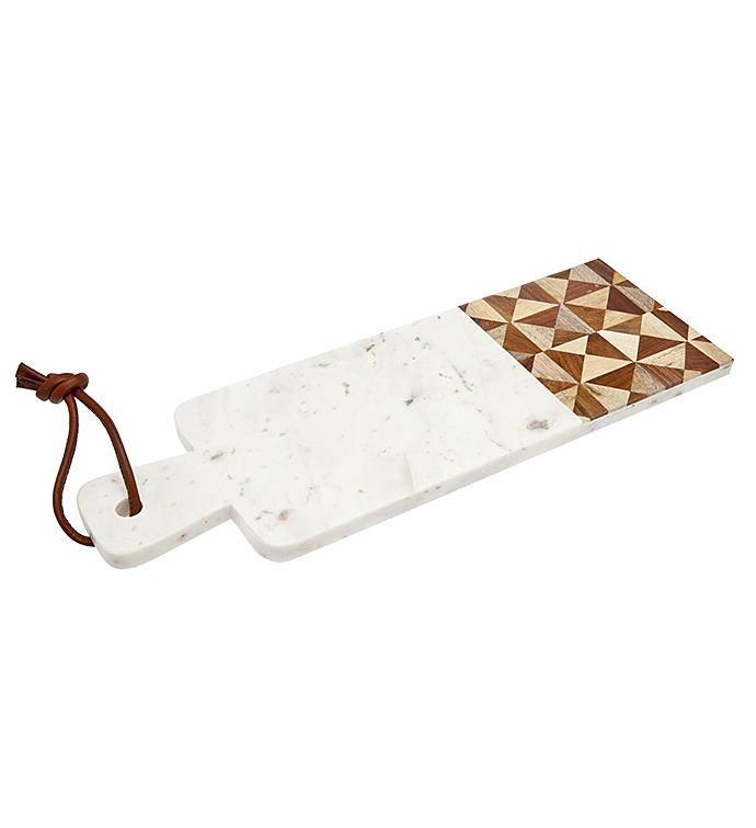 WoodMarble Rectangle Board