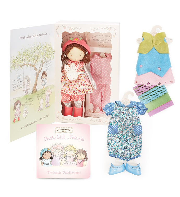 Daisy GirlFriend Doll and Book Gift Set