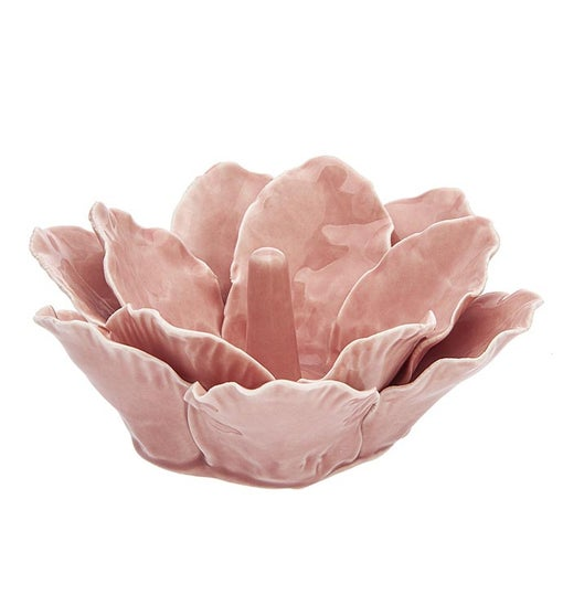 Blush Petal Ring Holder