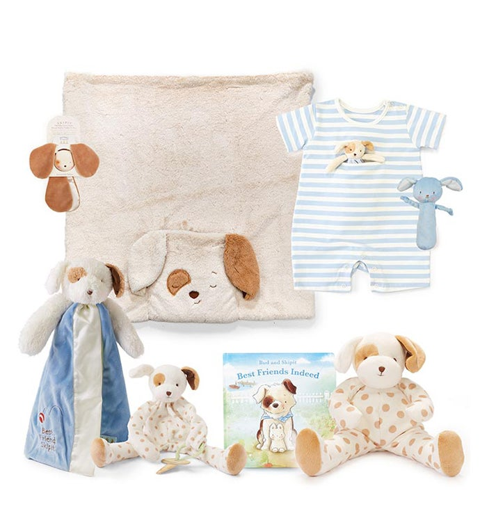 Skipit Pups Everything Baby Bundle Gift Set