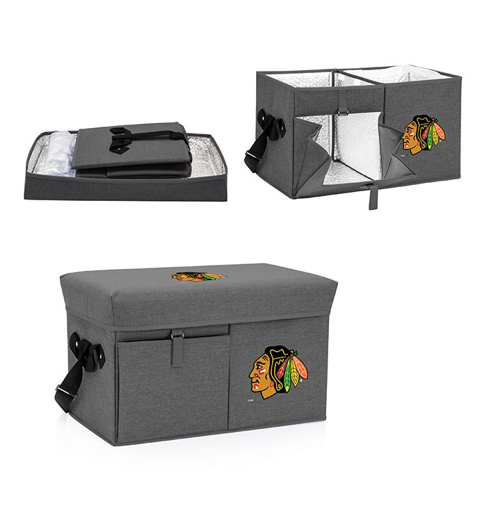 NHL Ottoman Cooler  Seat