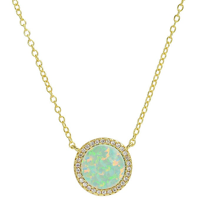 Beacon - Light Green Opal