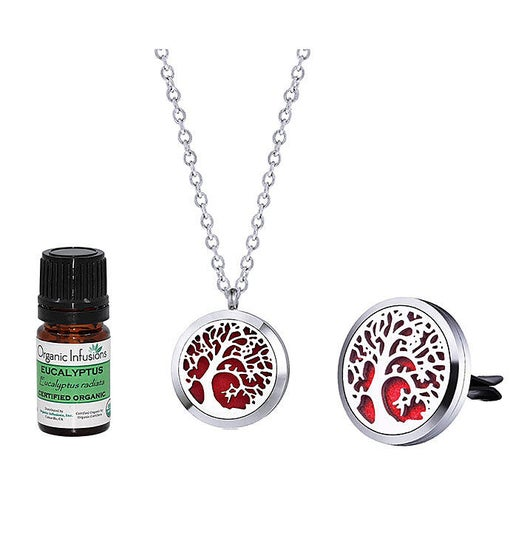 Birch Tree Essential Oil Gift Set