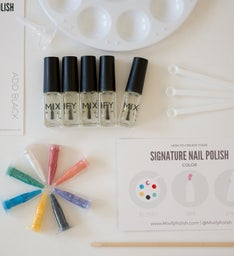 Mixify Beauty Create Your Own Nail Polish