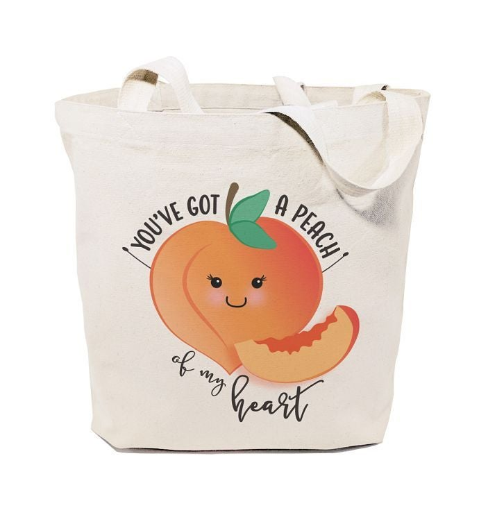Foodie Reusable Shoulder Tote
