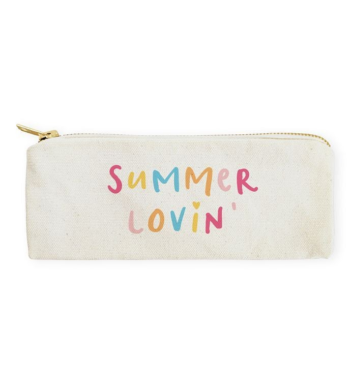 Pencil Case with Sayings