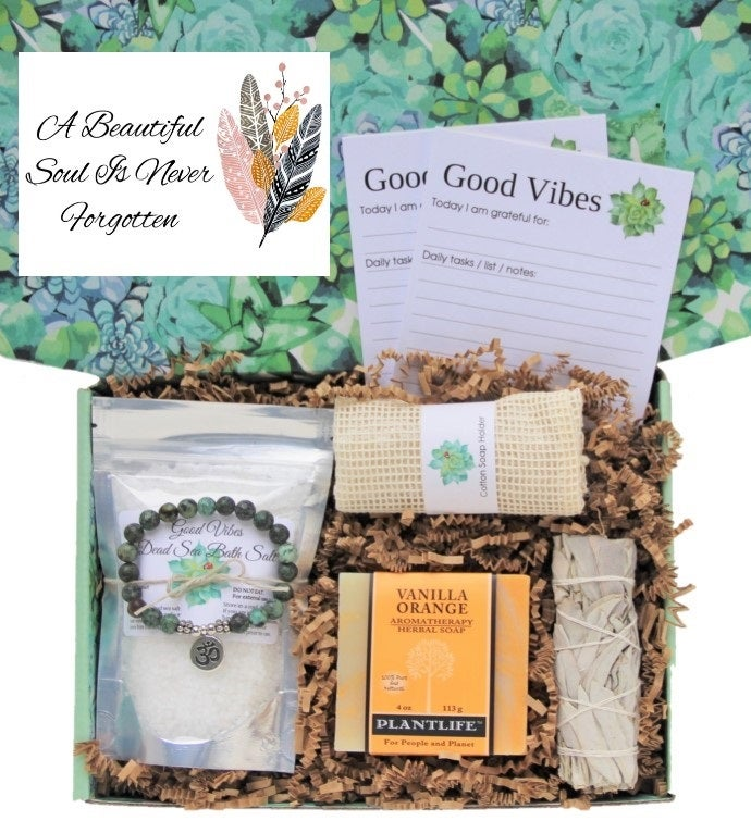 Beautiful Soul Women39s Good Vibes Gift Box