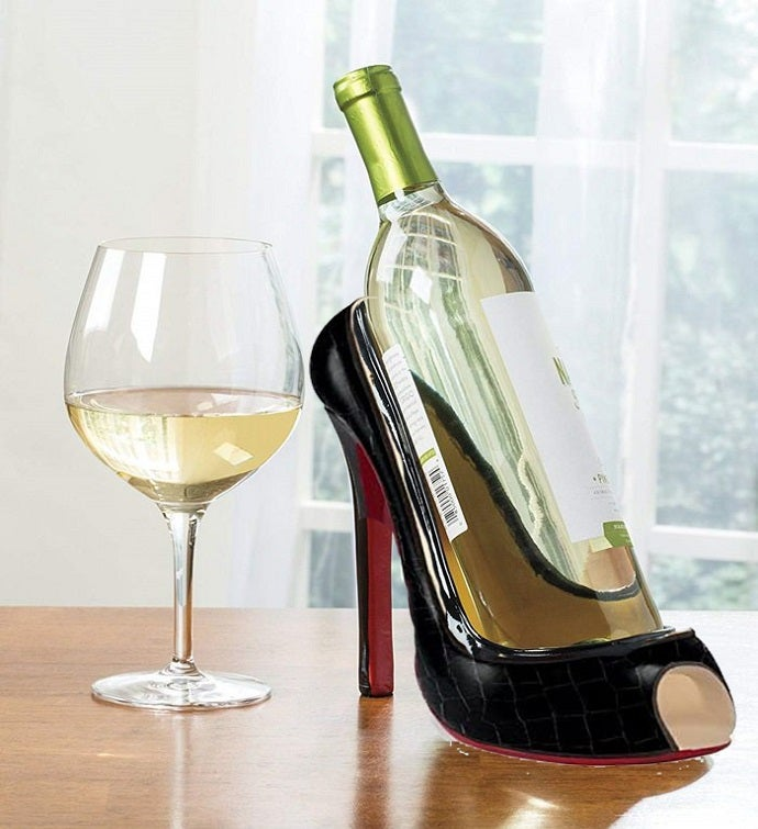 High Heel Bottle Holder