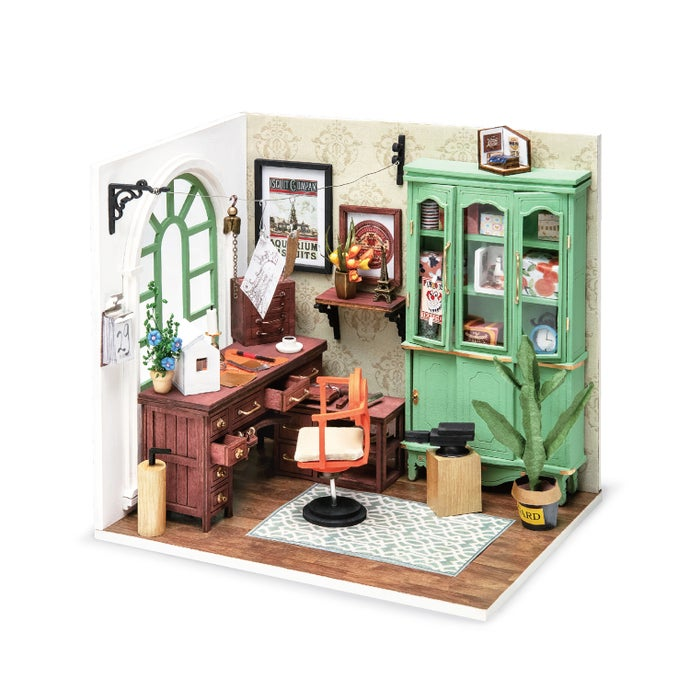Jimmy39s Studio DIY Miniature Dollhouse
