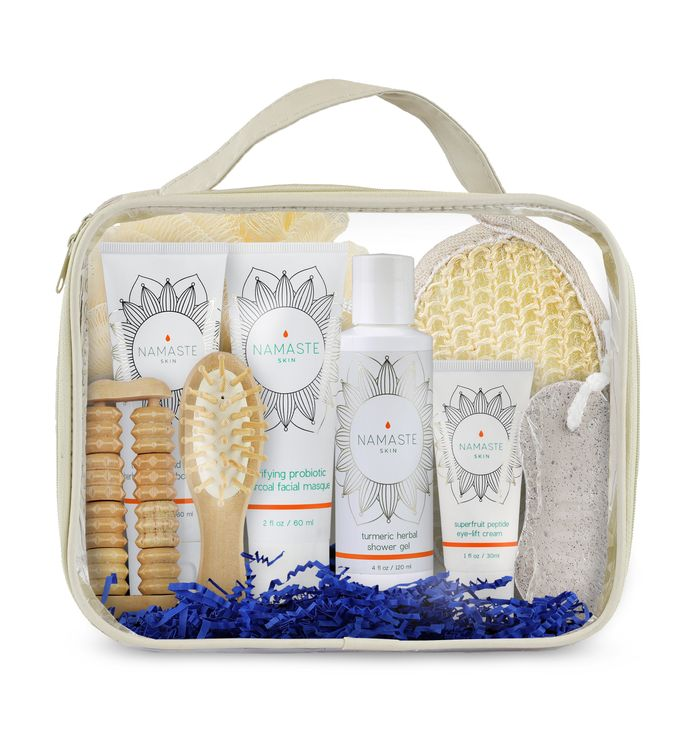 Namaste Home Spa Gift Set - Lavender 11 piece