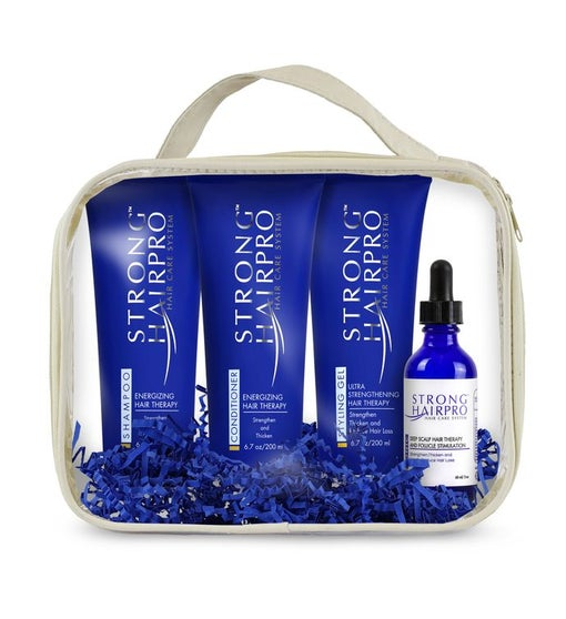 Strong HairPro Hair Therapy System Gift Set