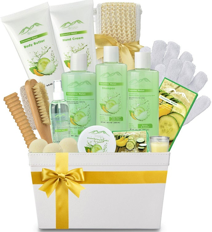 Melon Cucumber Spa Kit