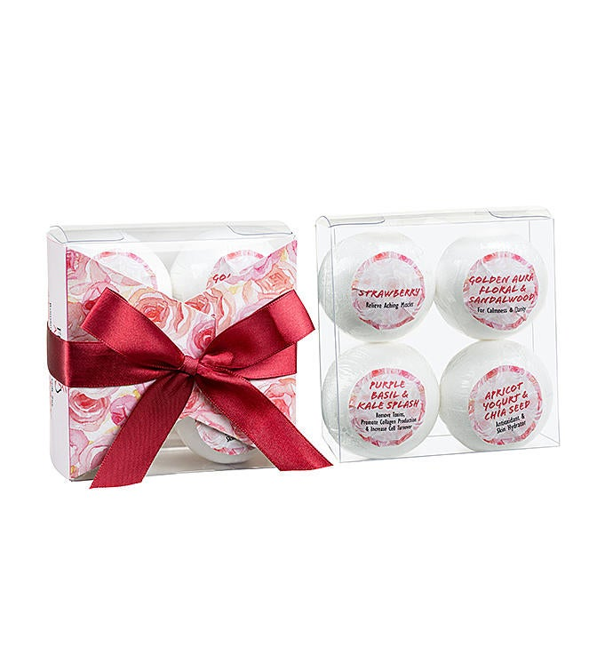 Bath Bombs  Fizzies Set