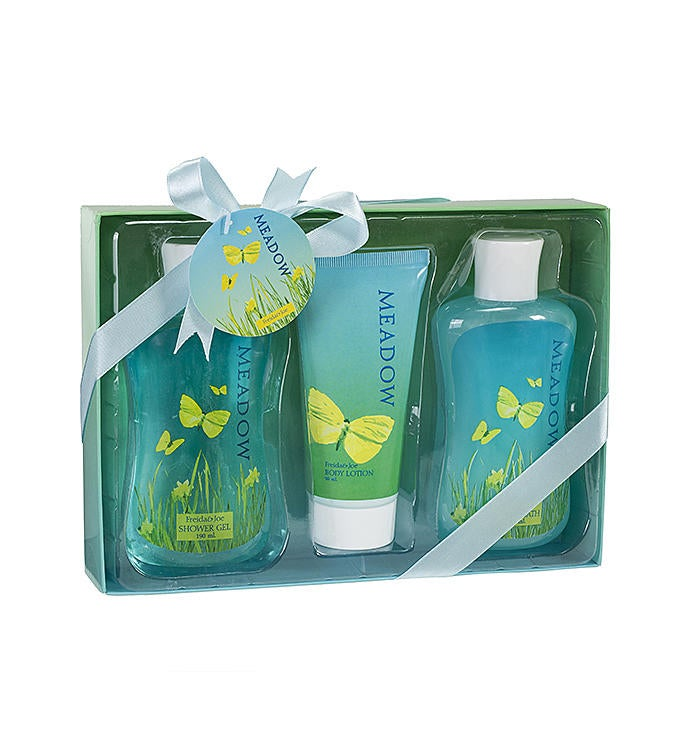 Meadow Scent Travel Beauty Gift Box